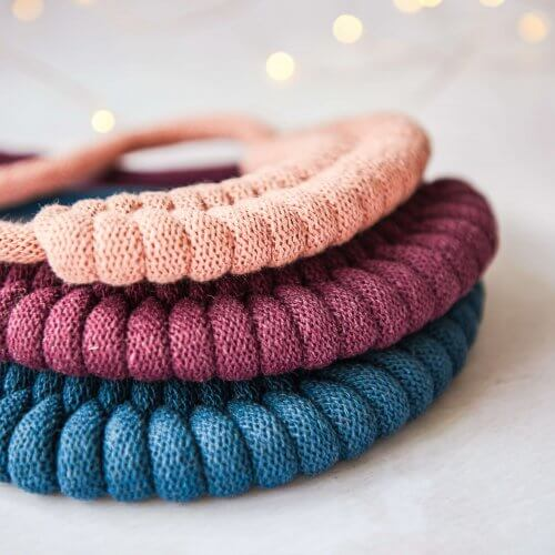 Chunky Woven Necklace Kit