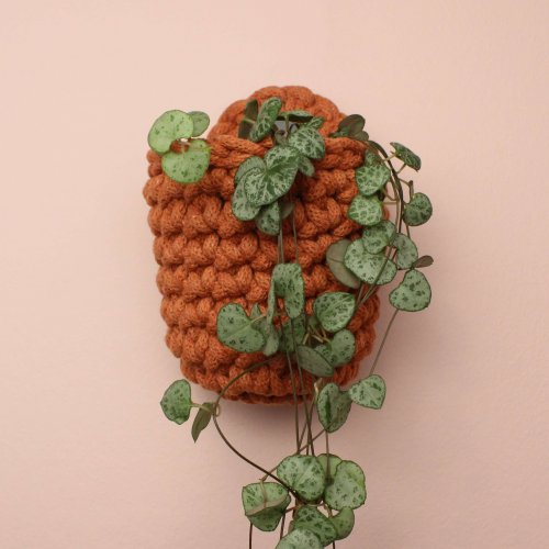 Easy Peasy Crochet Pot Kit
