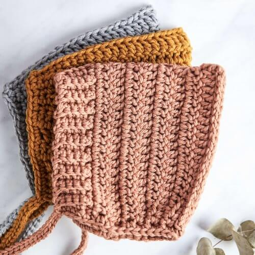 Buddy Bonnet Crochet Kit