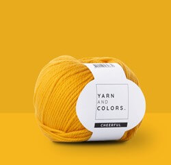 yarn and colors cheerful