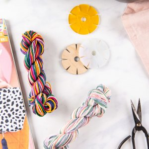 Friendship Bracelet Making Kit
