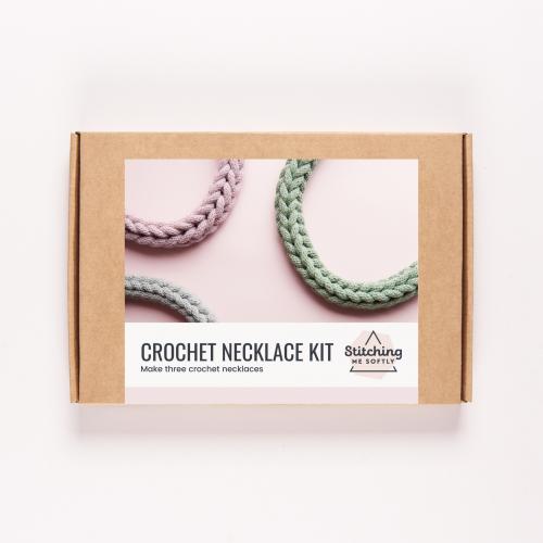 Crochet Necklace Kit