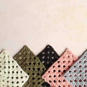 Simple Granny Square Pattern