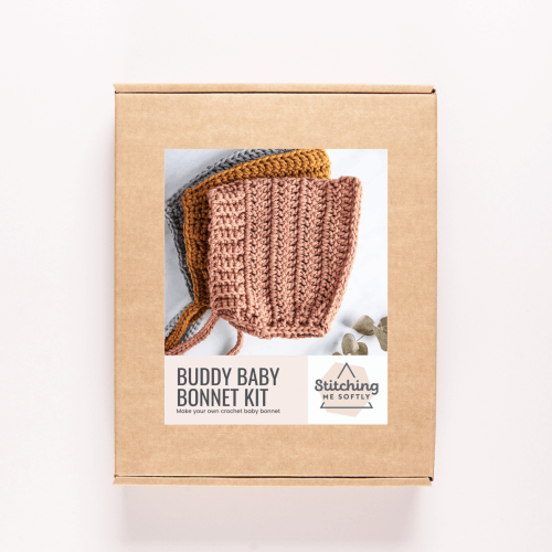 Buddy Bonnet Crochet Kit
