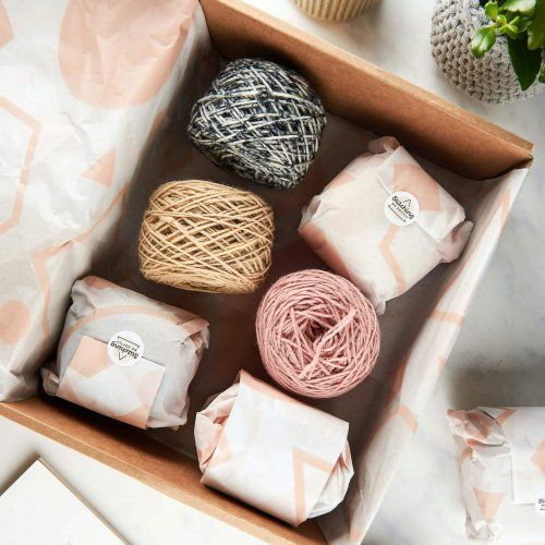 12 days of crochet yarn advent calendar